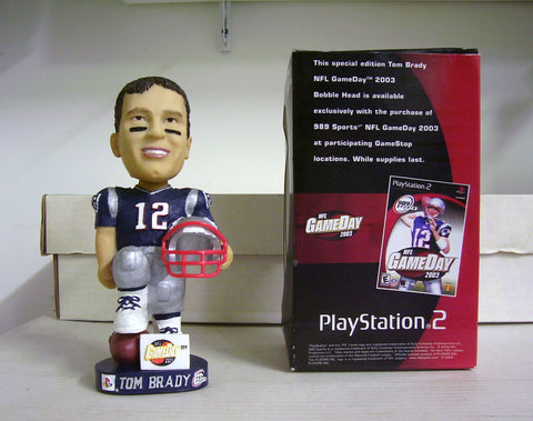 Tom Brady Bobblehead - BobblesGalore