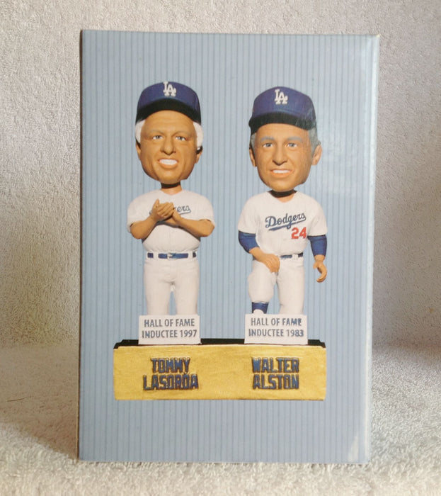 Tommy Lasorda Walter Alston Bobblehead - BobblesGalore