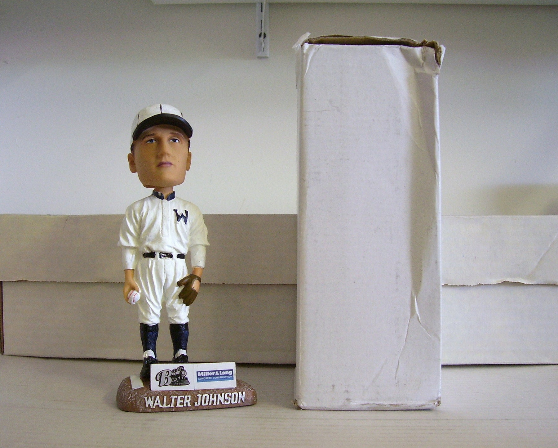 Walter Johnson Bobblehead - BobblesGalore