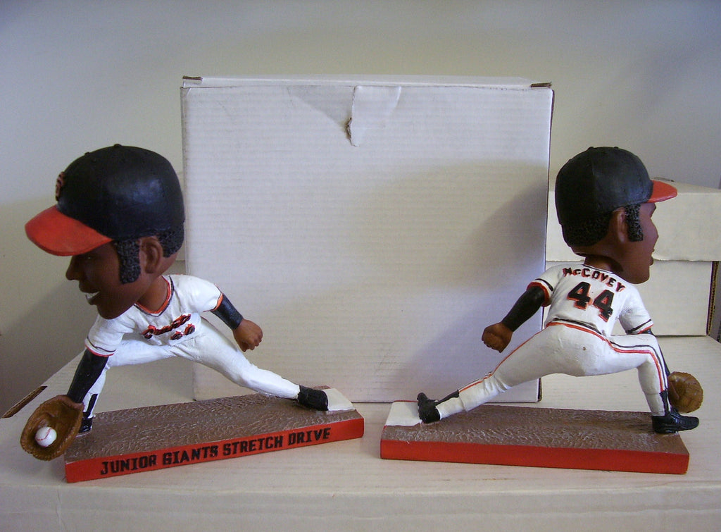 Willie McCovey Bobblehead