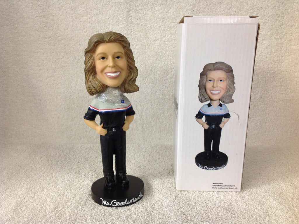 Ms. Goodwrench Bobblehead - BobblesGalore