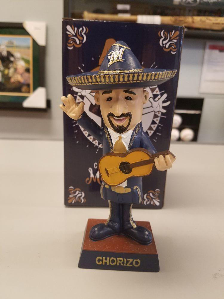 Chorizo Milwaukee Brewers  Bobblehead MLB