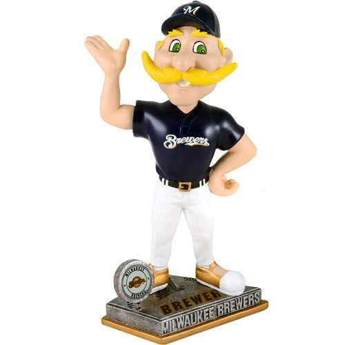 Bernie the Brewer Milwaukee Brewers FoCo (2015) Bobblehead MLB