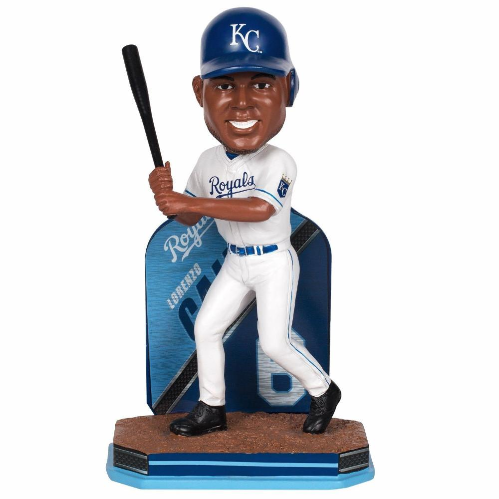 Lorenzo Cain Kansas City Royals FoCo - Name Number (2016) Bobblehead MLB