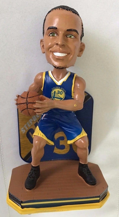Stephen Curry Golden State Warriors FoCo - Name Number (2016) Bobblehead NBA