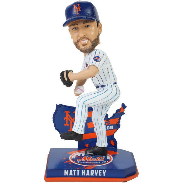 Matt Harvey New York Mets FoCo - USA (2016) Bobblehead MLB
