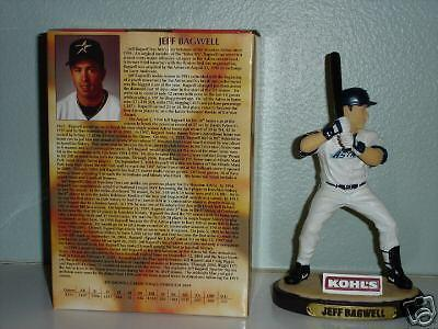 Jeff Bagwell Houston Astros Figure SGA 2005 Kohl's Houston Astros Bobblehead