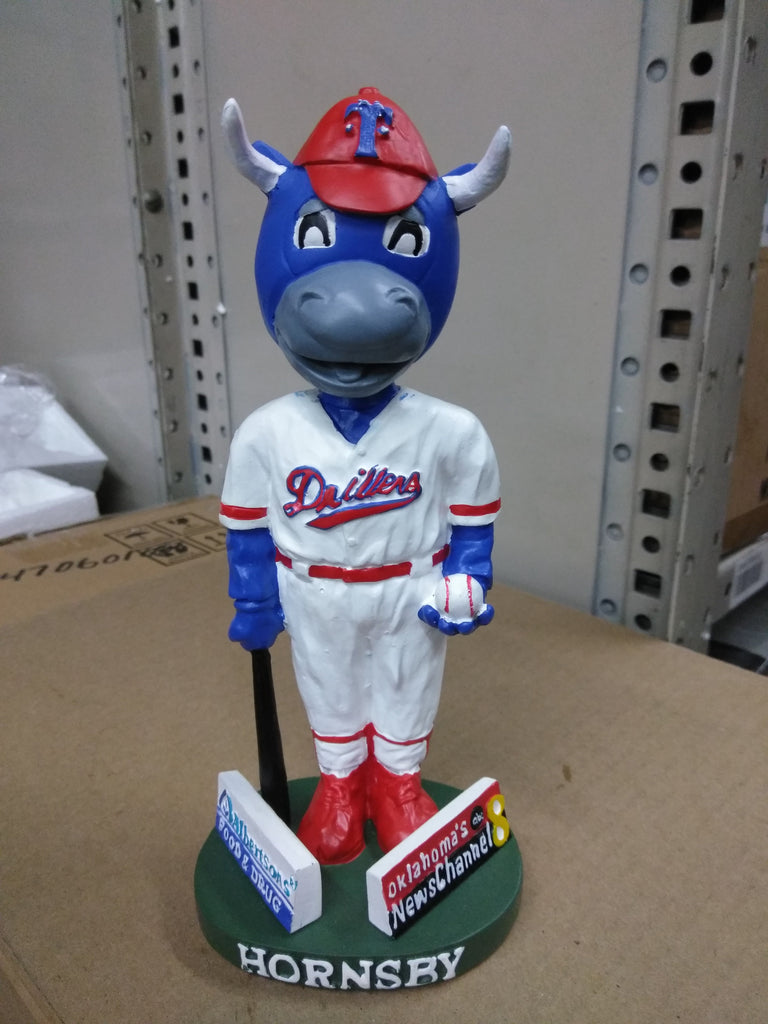 Hornsby Drillers Bobblehead
