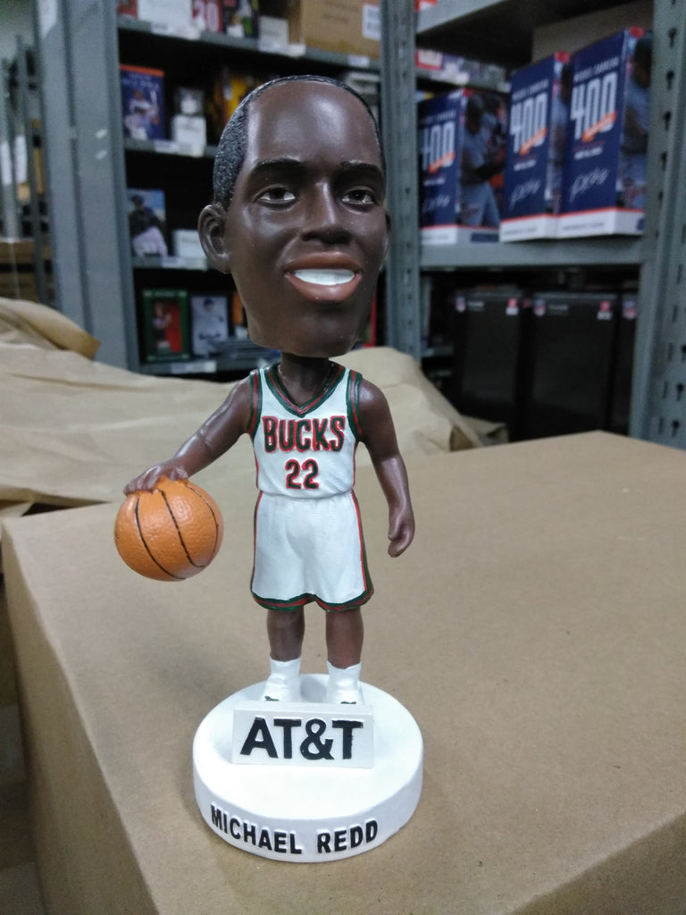 Michael Redd Milwaukee Bucks  Bobblehead NBA
