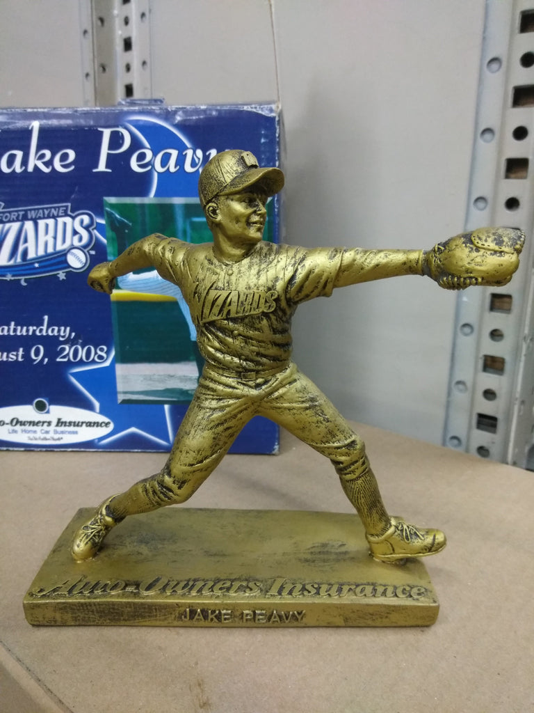 Jake Peavy Fort Wayne Wizards  Bobblehead MiLB