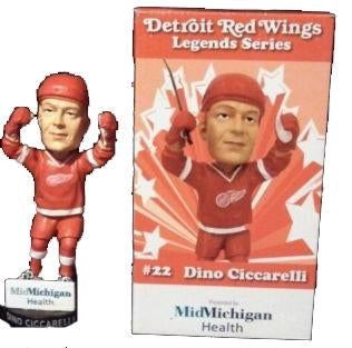 Dino Ciccarelli Great Lake Loons Detroit Red Wings Detroit Red Wings Bobblehead