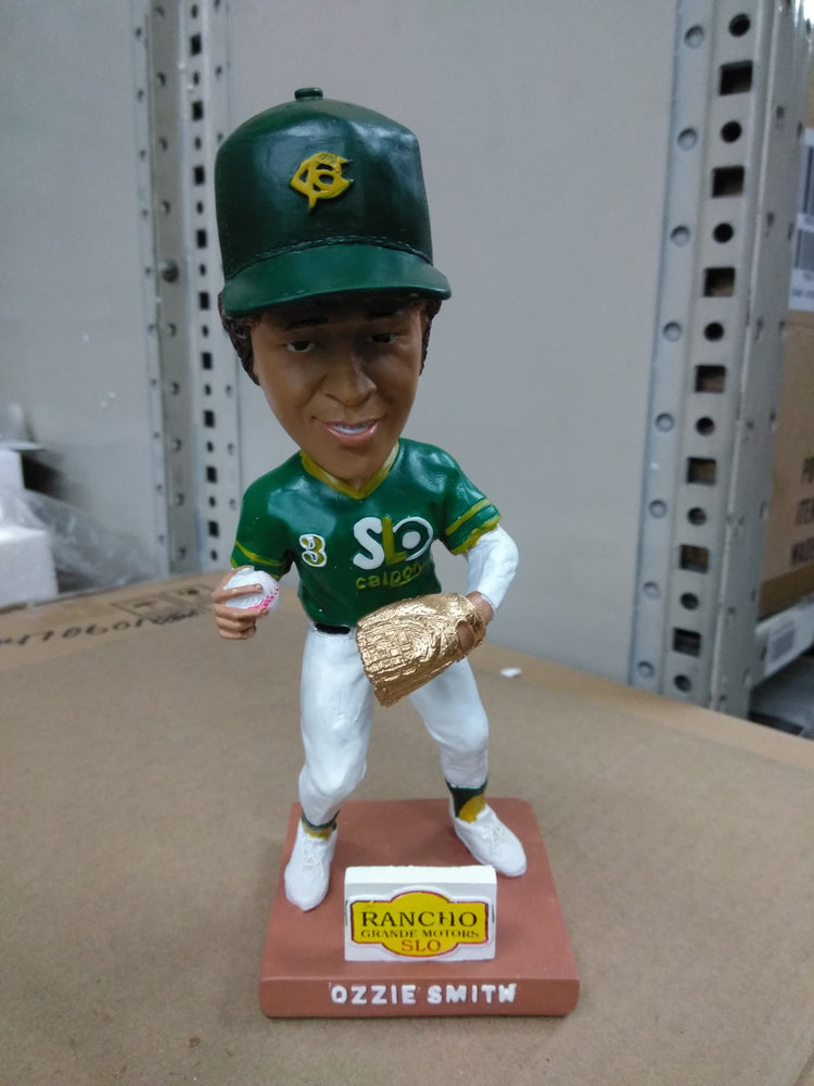 Ozzie Smith Cal Poly  Bobblehead