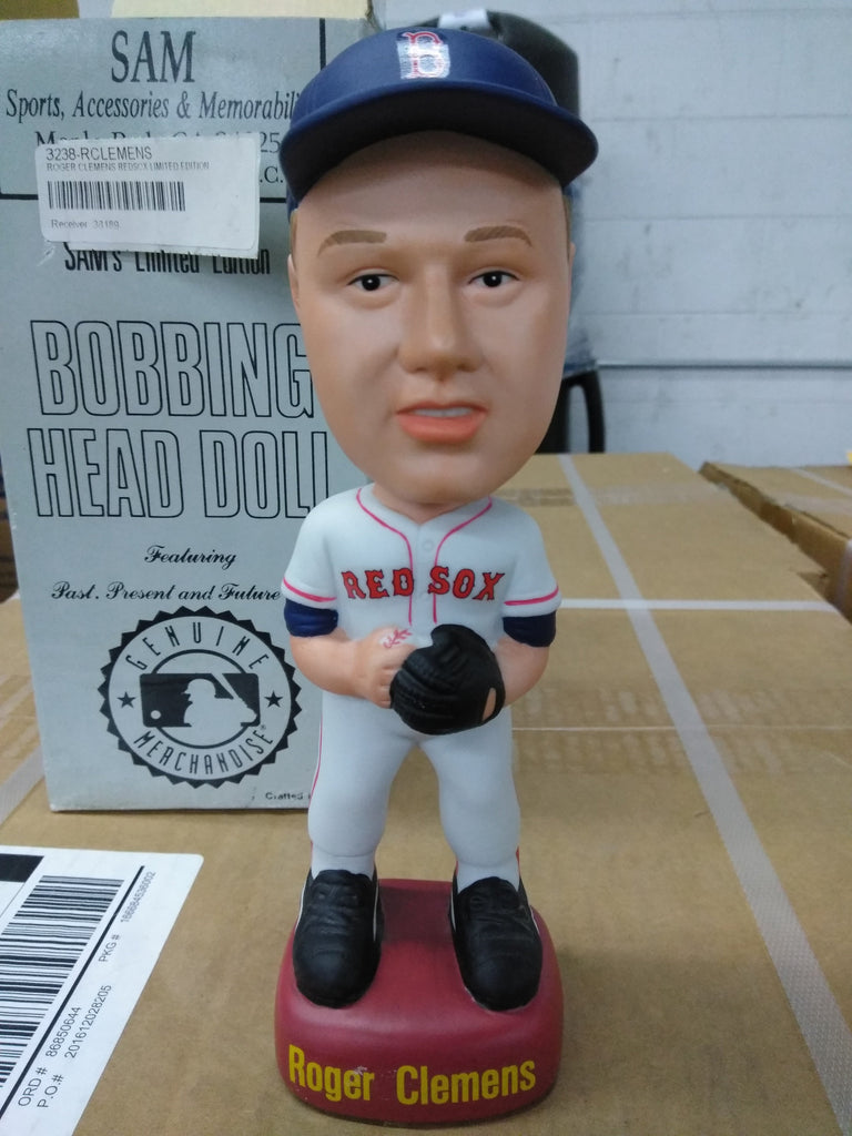 Roger Clemens Boston Red Sox  Bobblehead MLB