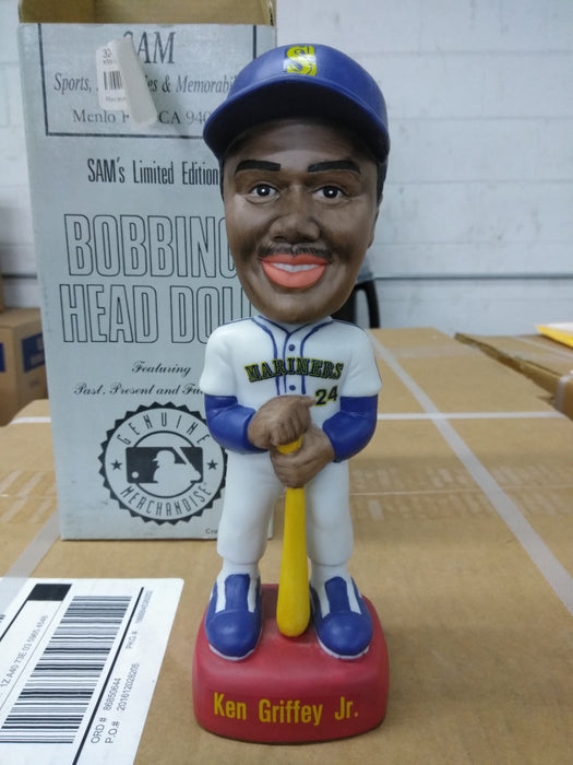 Ken Griffey Jr Seattle Mariners  Bobblehead MLB