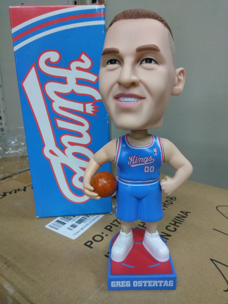 Greg Ostertag Sacramento Kings  Bobblehead NBA