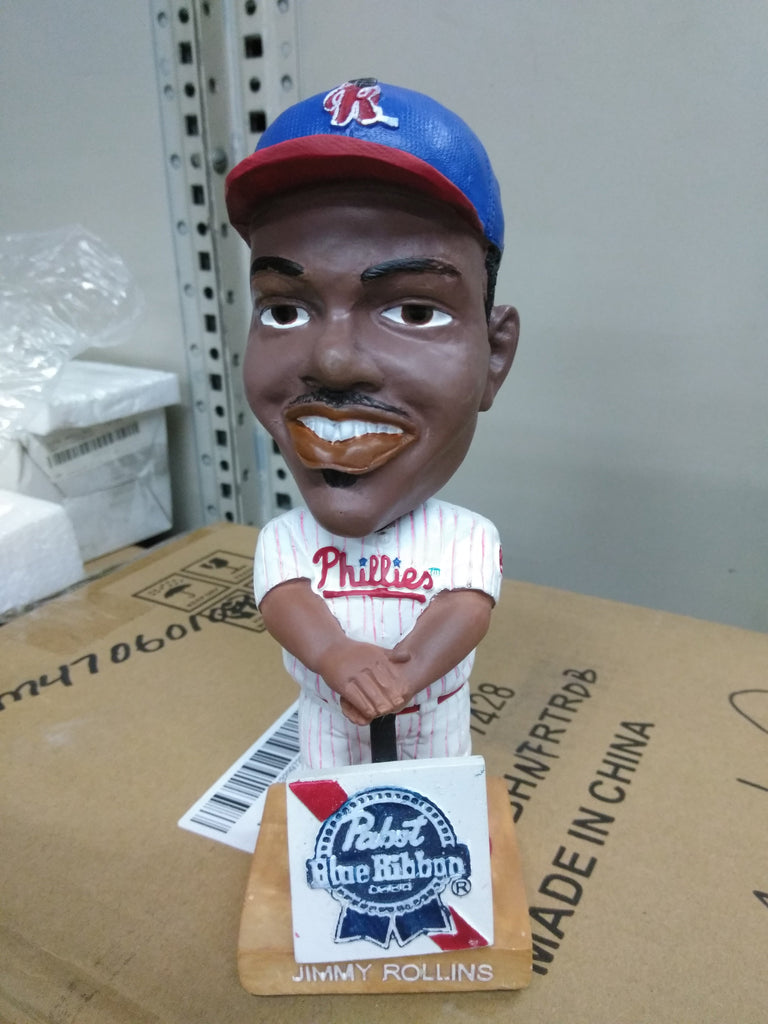 Jimmy Rollins Philadelphia Phillies  Bobblehead MLB