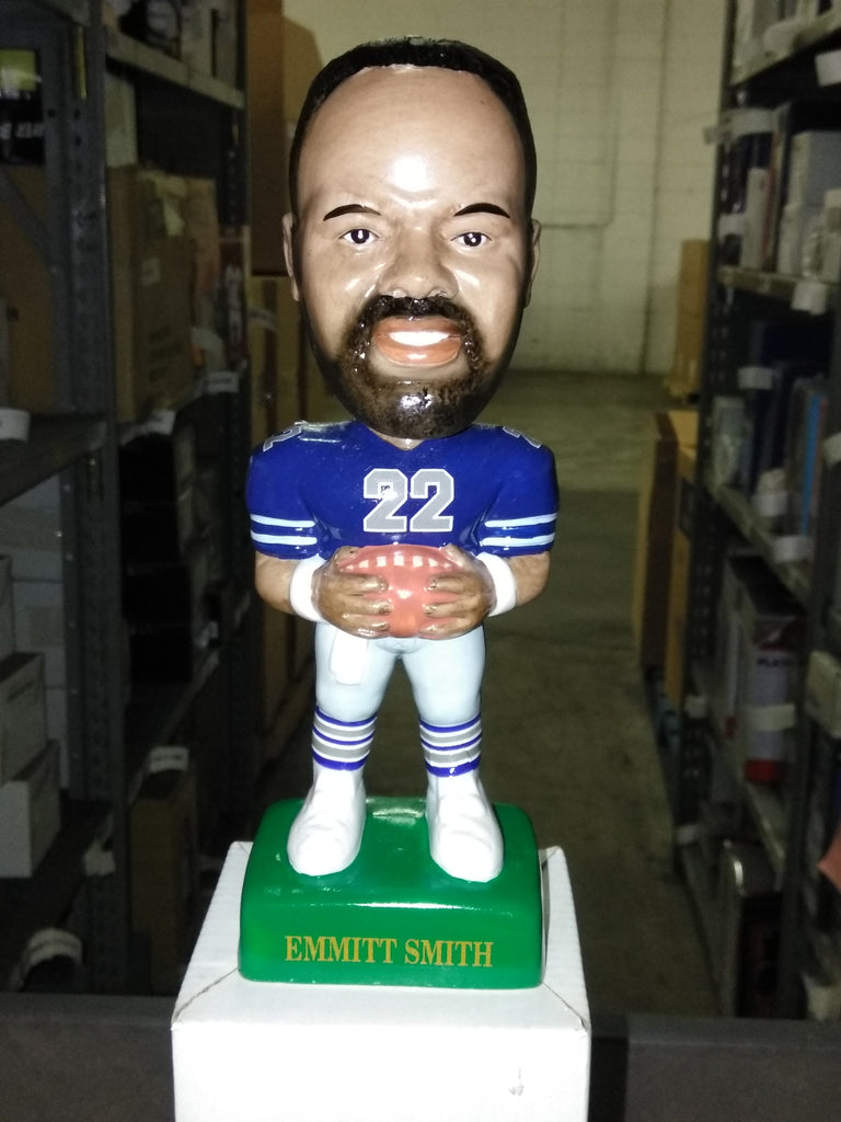Emmitt Smith Dallas Cowboys  Bobblehead NFL