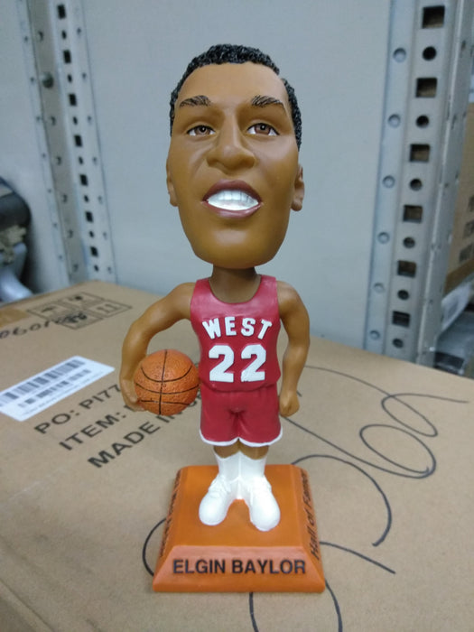 Elgin Baylor Los Angeles Clippers  Bobblehead NBA
