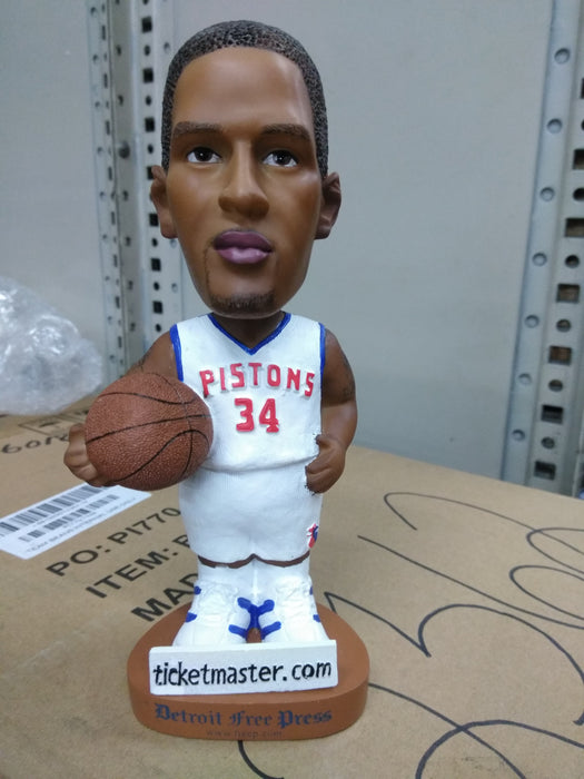 Corliss Williamson Detroit Pistons  Bobblehead NBA