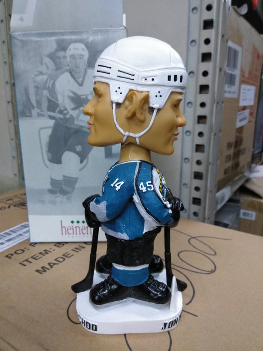 JONATHAN CHEECHOO DOUBLE BOBBLE Bobblehead