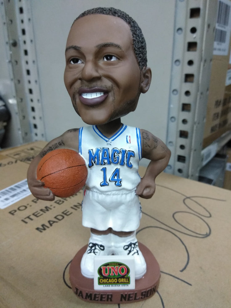 Jameer Nelson Orlando Magic  Bobblehead NBA