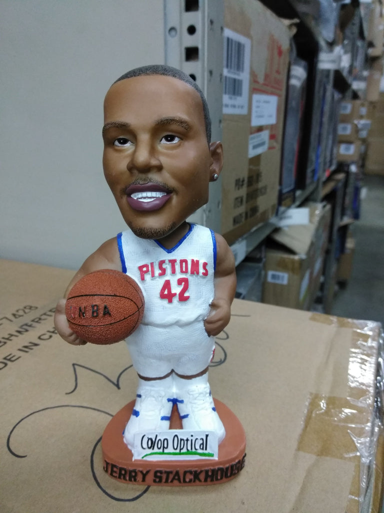 Jerry Stackhouse Detroit Pistons  Bobblehead NBA
