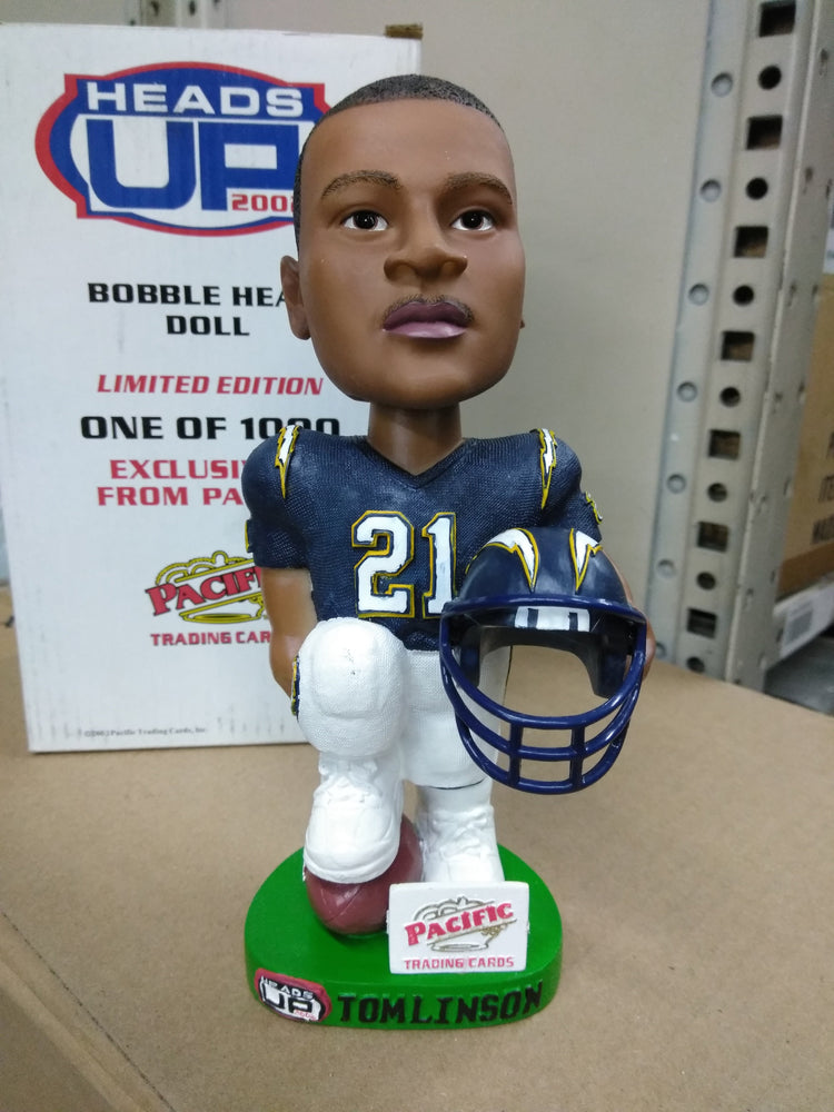 Tom Linson   Bobblehead