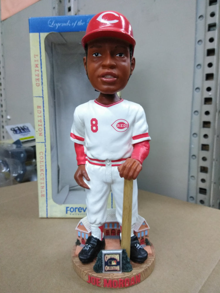 Joe Morgan Cincinnati Reds  Bobblehead MLB