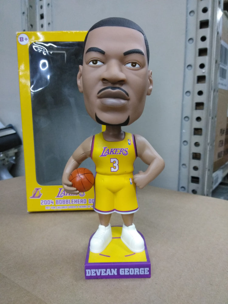 Devean George Los Angeles Lakers  Bobblehead NBA