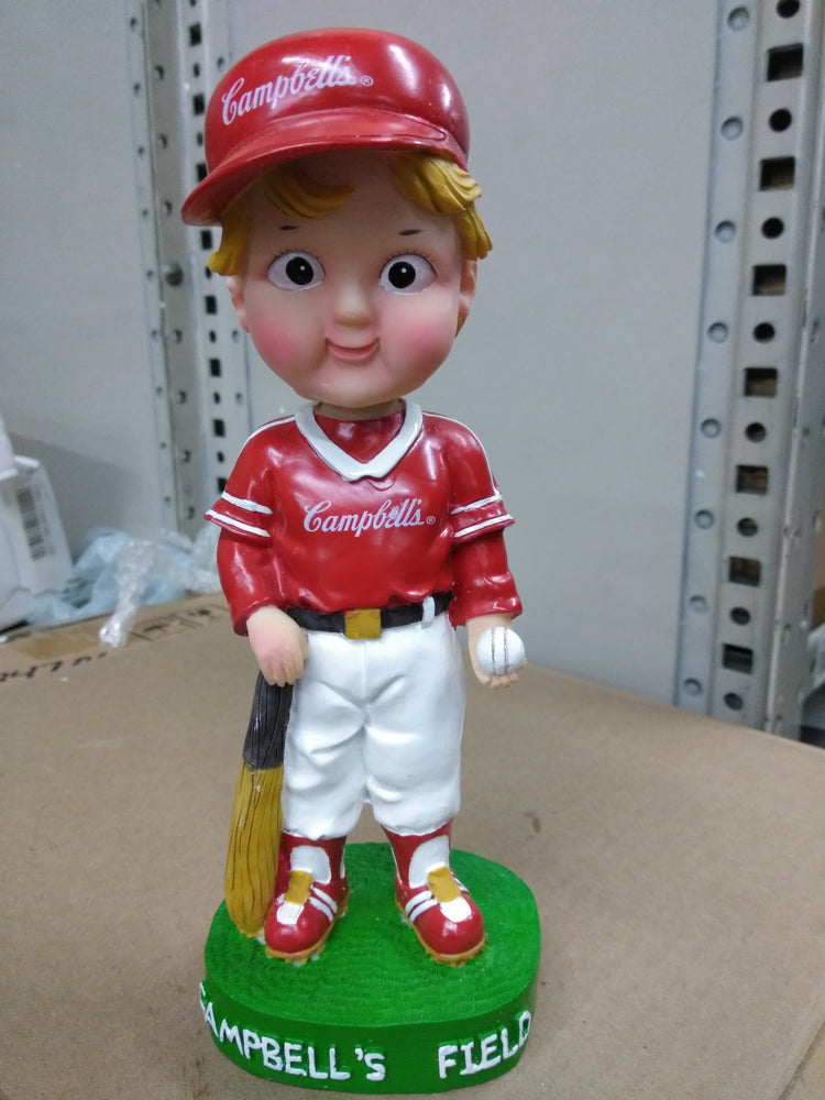 Campbells Soup Boy Bobble Bobblehead