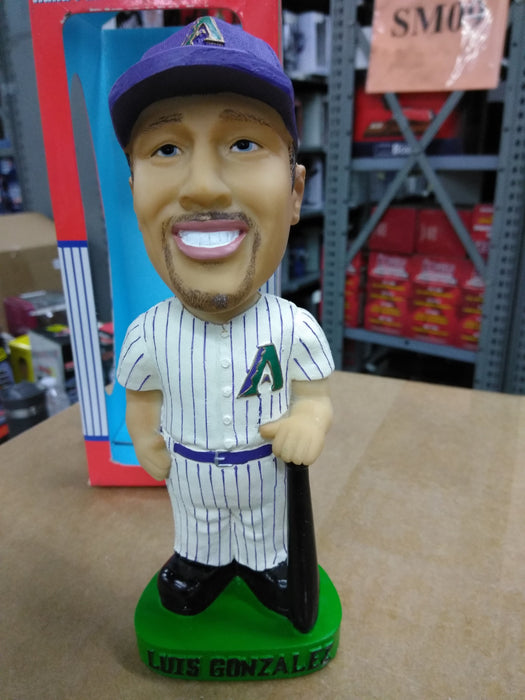 Luis Gonzalez Arizona Diamondbacks  Bobblehead MLB
