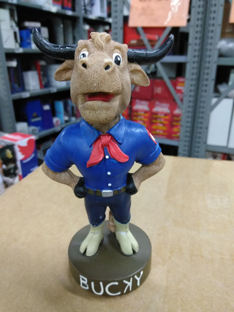 Greeley Stampede Rodeo Bucky Bobblehead