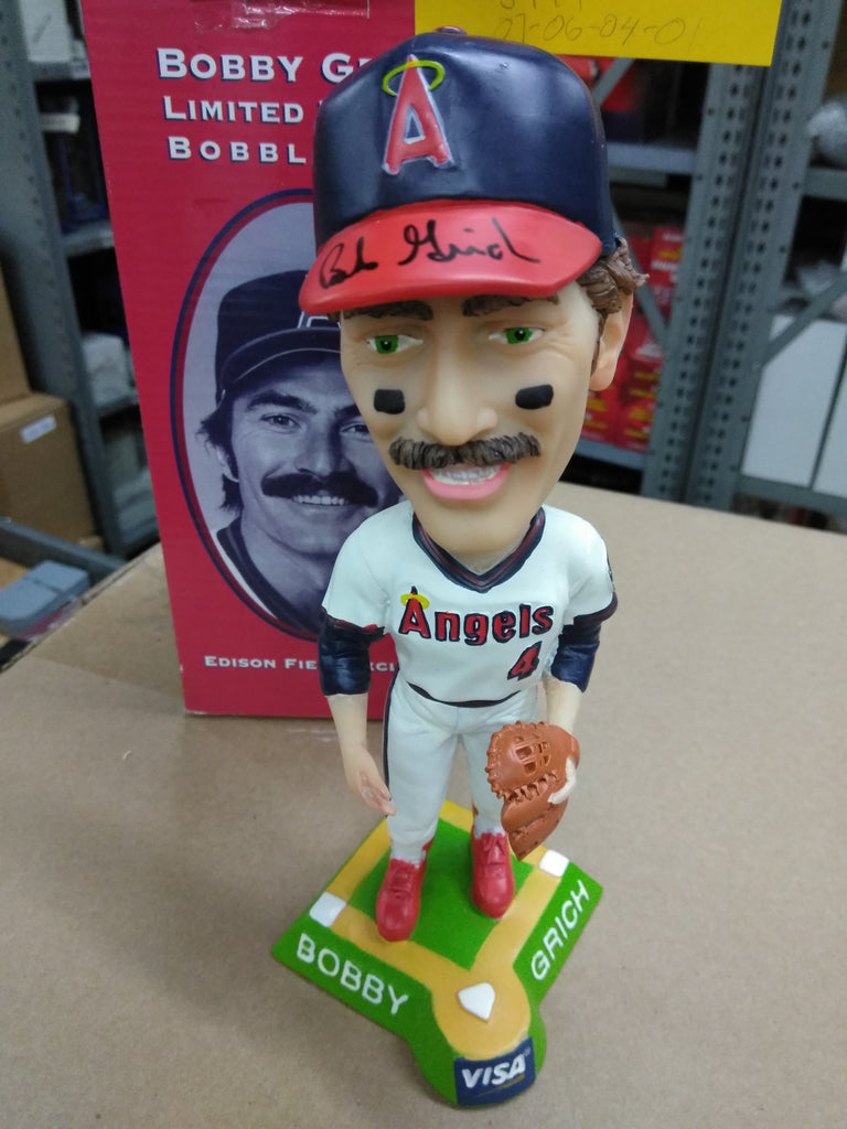 Bobby Grich Los Angeles Angels  Bobblehead MLB