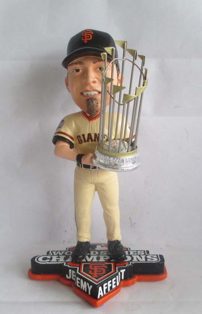Jeremy Affeldt San Francisco Giants World Series (2012) Bobblehead MLB