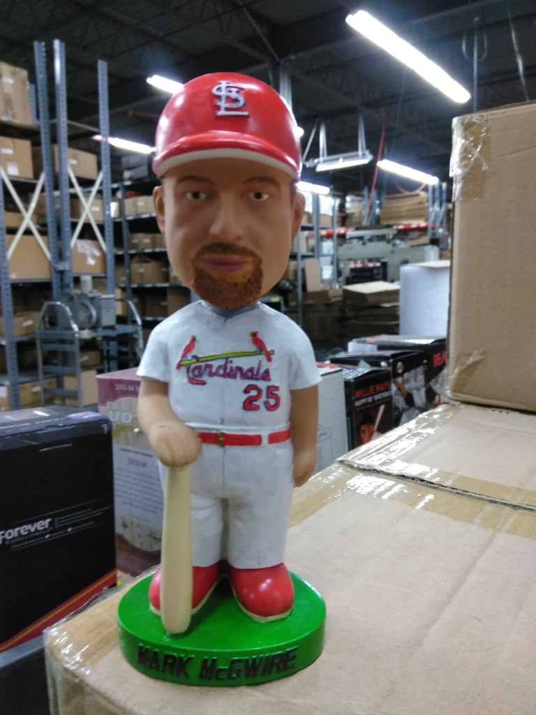 Mark McGwire St Louis Cardinals  Bobblehead MLB
