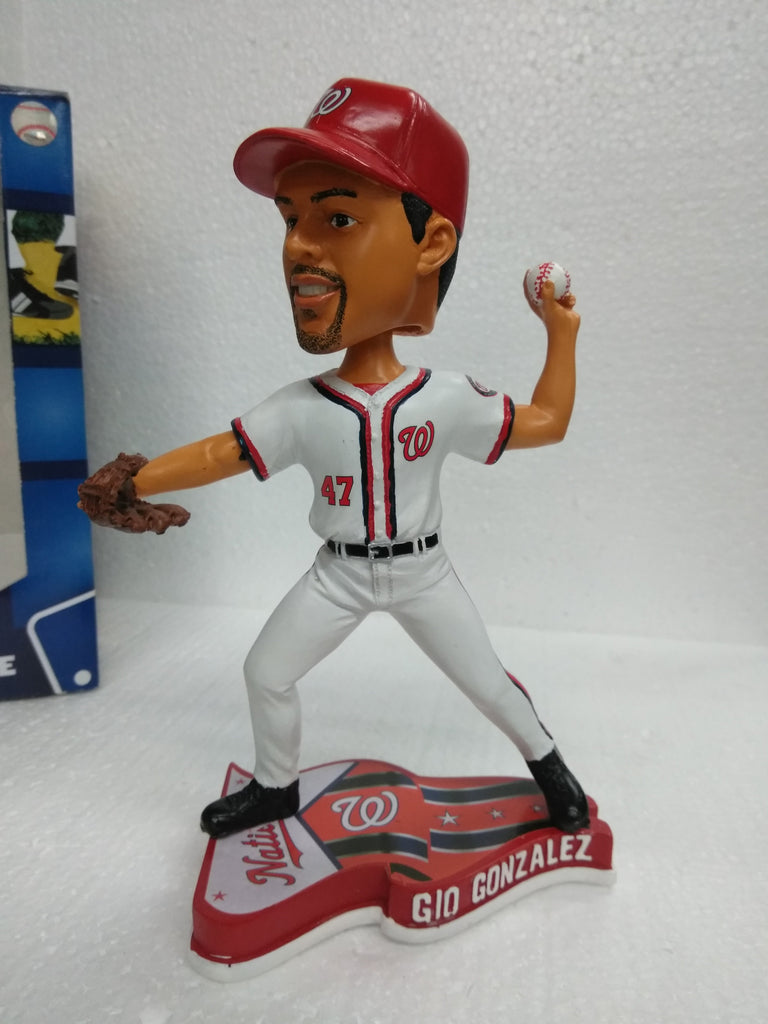 Gio Gonzalez Washington Nationals  Bobblehead MLB