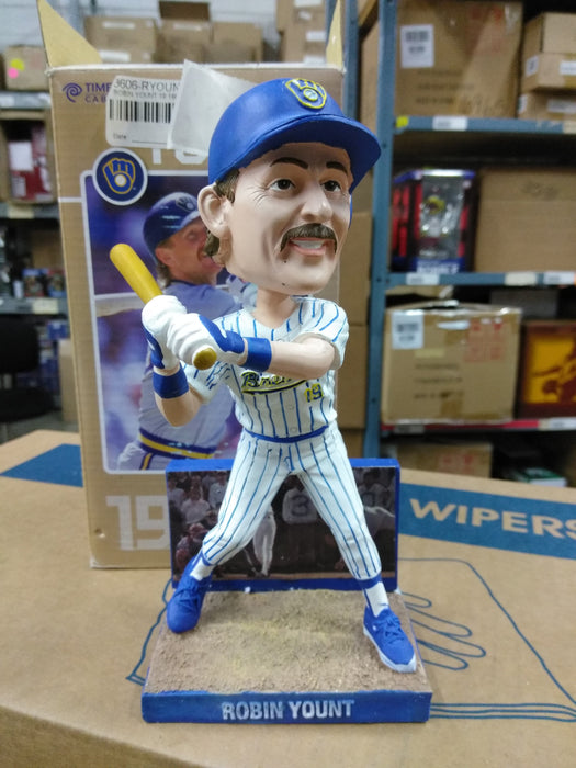 Robin Yount Milwaukee Brewers  Bobblehead MLB