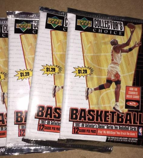 Collectors Choice Basketball Cards  1997-98 Upper Deck Sports Cards NBA