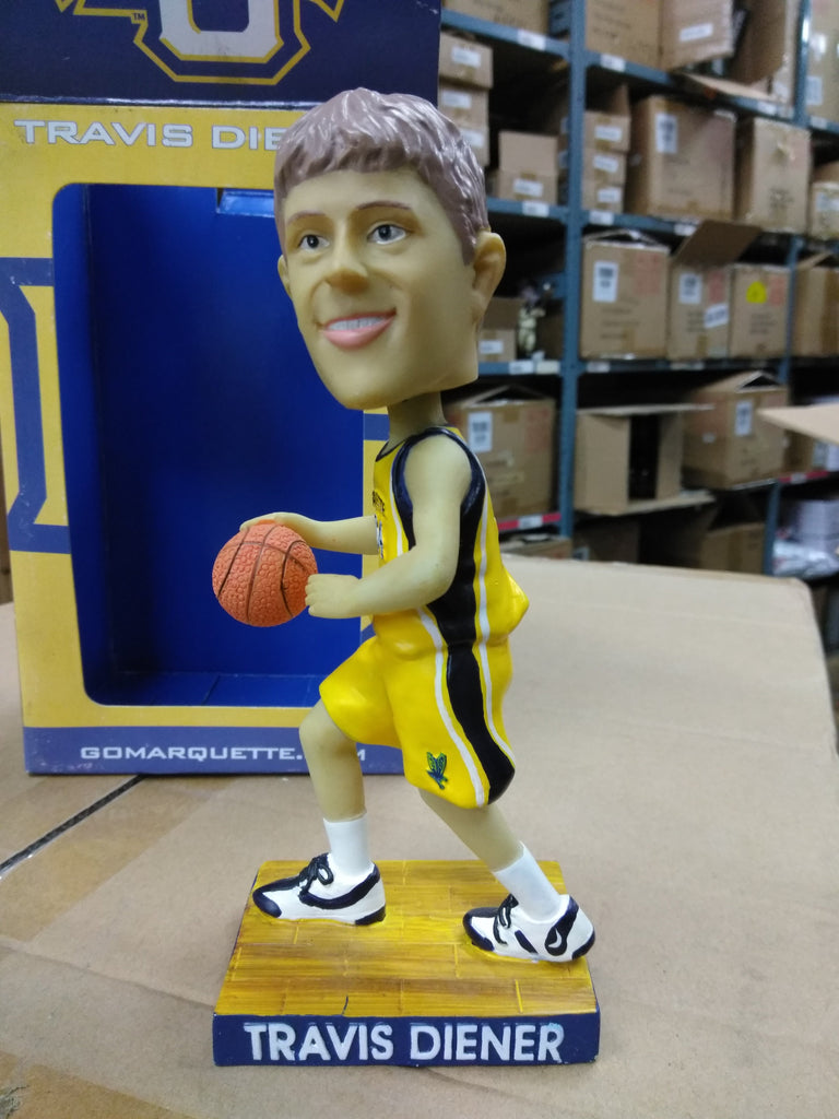Travis Diener Marquette Golden Eagles  Bobblehead NCAA