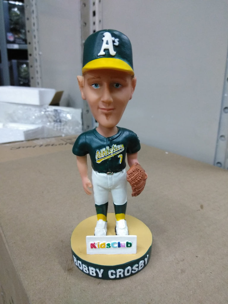 Bobby Crosby Oakland Athletics  Bobblehead MLB