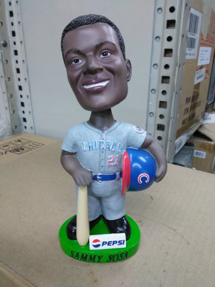 Sammy Sosa Chicago Cubs  Bobblehead MLB