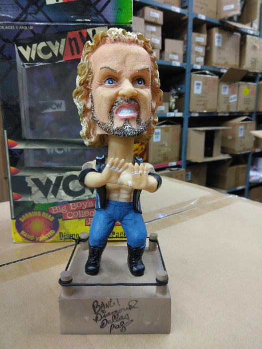 Diamond Dallas Page   Bobblehead WWE