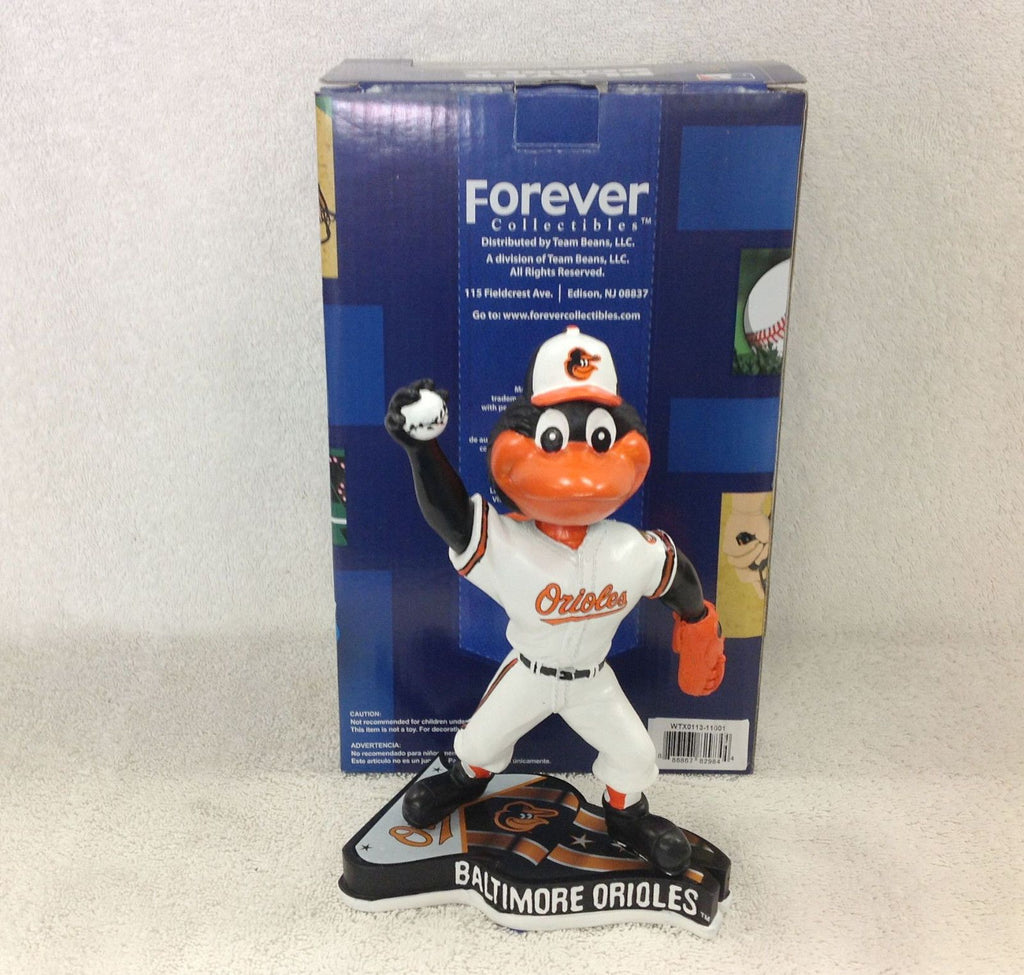 Baltimore Orioles Bird Mascot 2013 Forever CO Baltimore Orioles Bobblehead