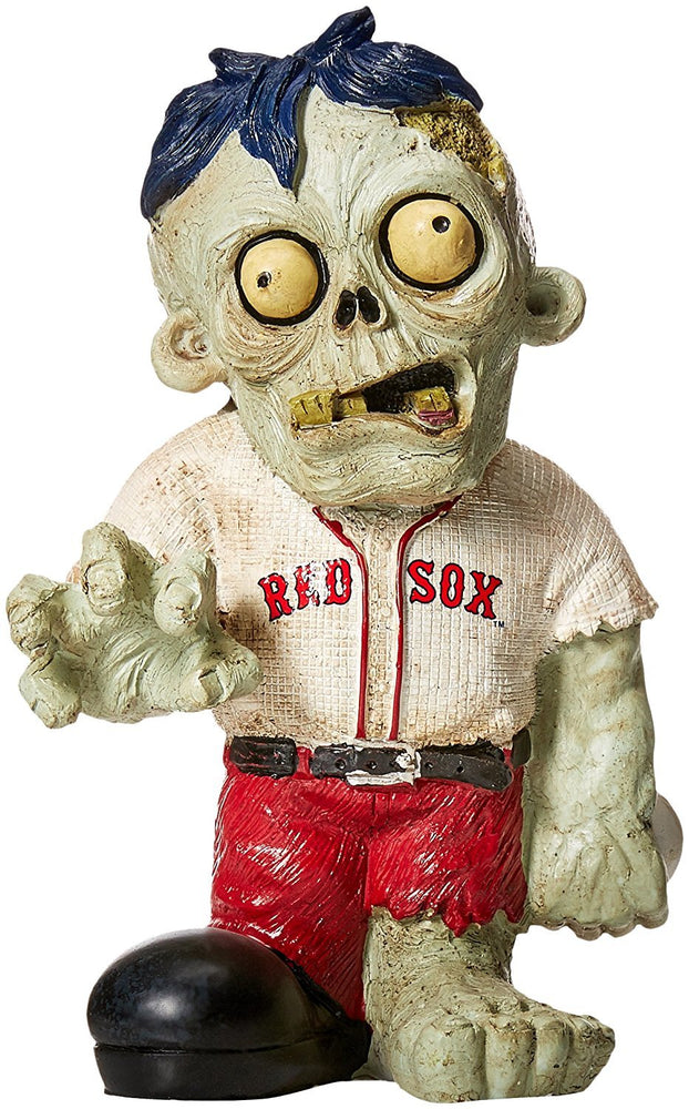 Forever Nightmare Boston Red Sox Zombie FOCO Boston Red Sox Bobblehead