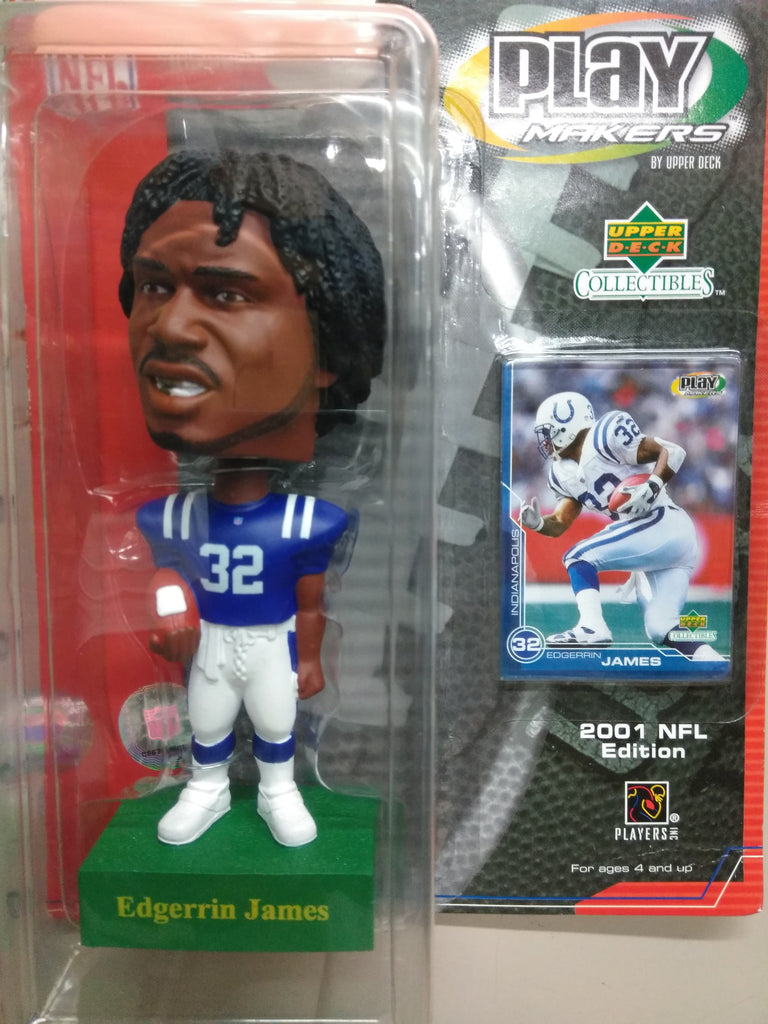 Edgerrin James Indianapolis Colts  Bobblehead
