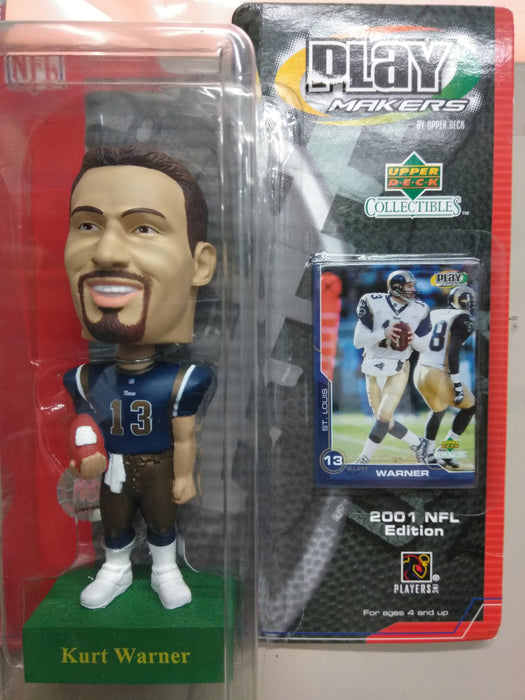 Kurt Warner St Louis Rams  Bobblehead