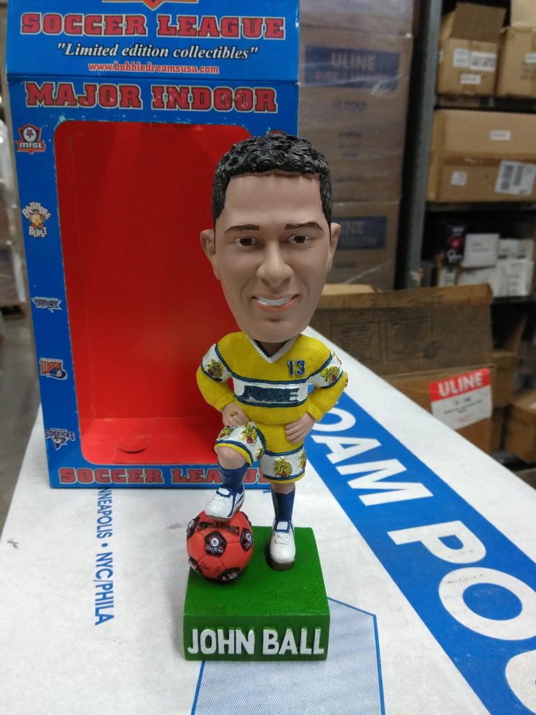 John Ball   Bobblehead
