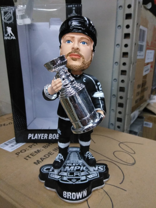 Dustin Brown 23 2014 Stanley Cup Bobblehead