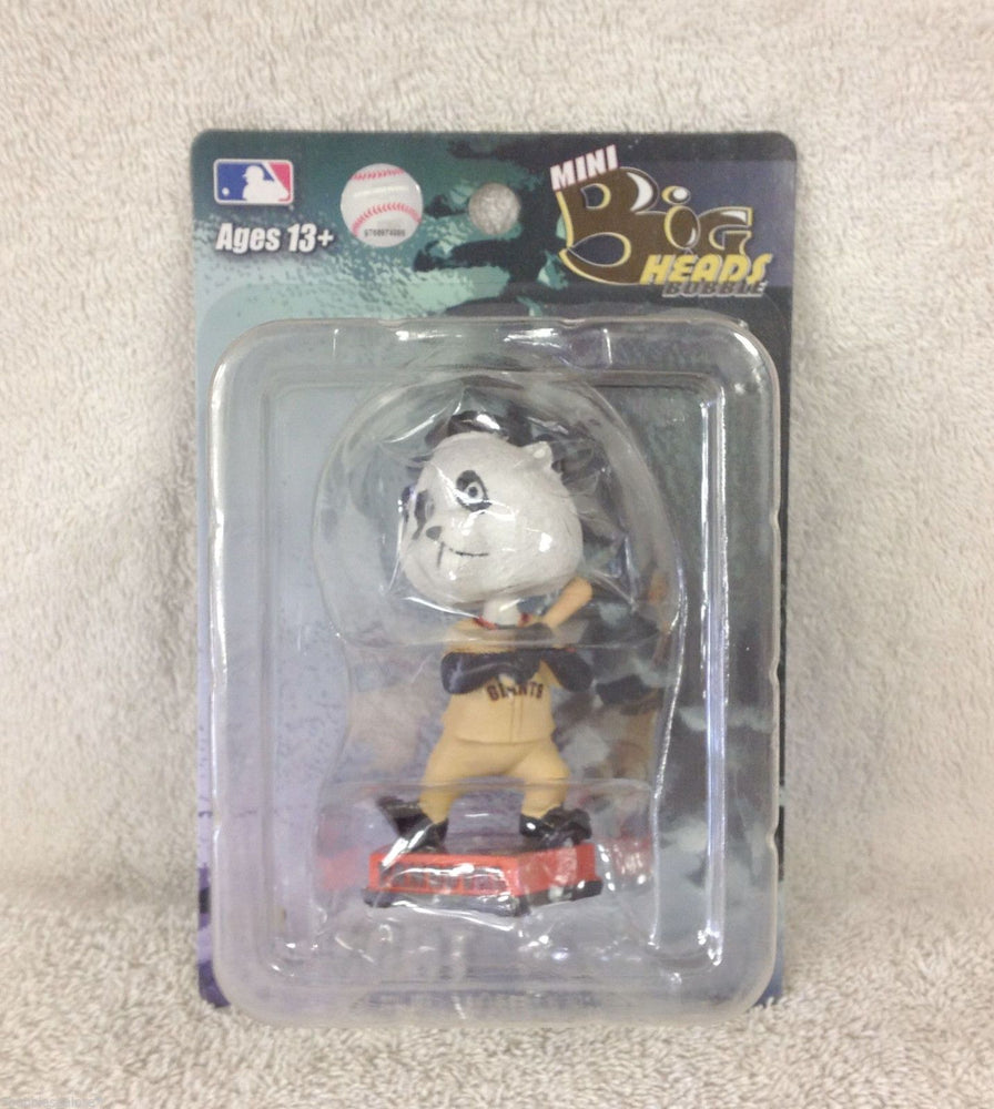 Pablo Sandoval Pandoval SF Giants Mascot Bobble San Francisco Giants Bobblehead