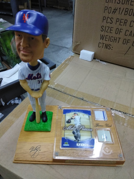 Mike Piazza New York Mets  Bobblehead